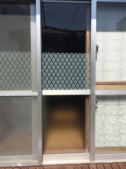 掃出し窓(はきだしまど)