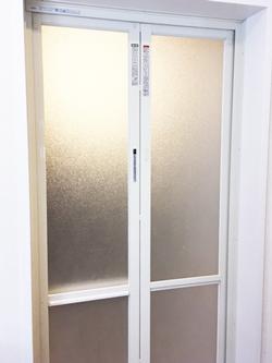 浴室ドア(アクリル板)