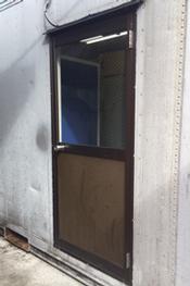玄関ドア施工事例
