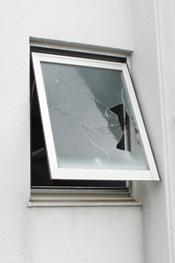 すべり出し窓施工事例