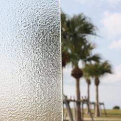 かすみガラス 型板ガラス