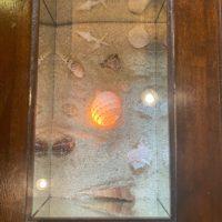 テーブルトップガラスの交換