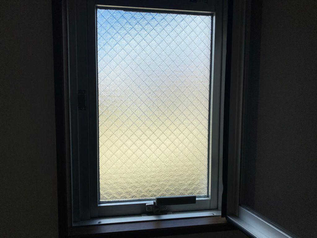 窓ガラス取替交換工事